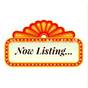 Other - Now Listing New Items...